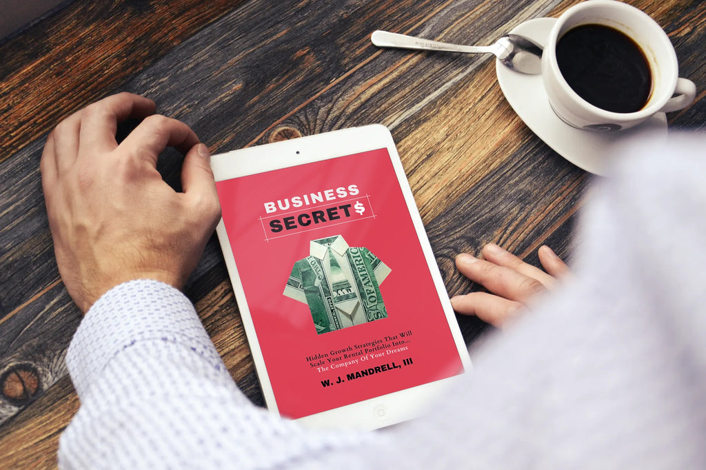Business Secrets (Digital Copy) EBOOK
