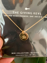 Load image into Gallery viewer, The Giving Key Necklace