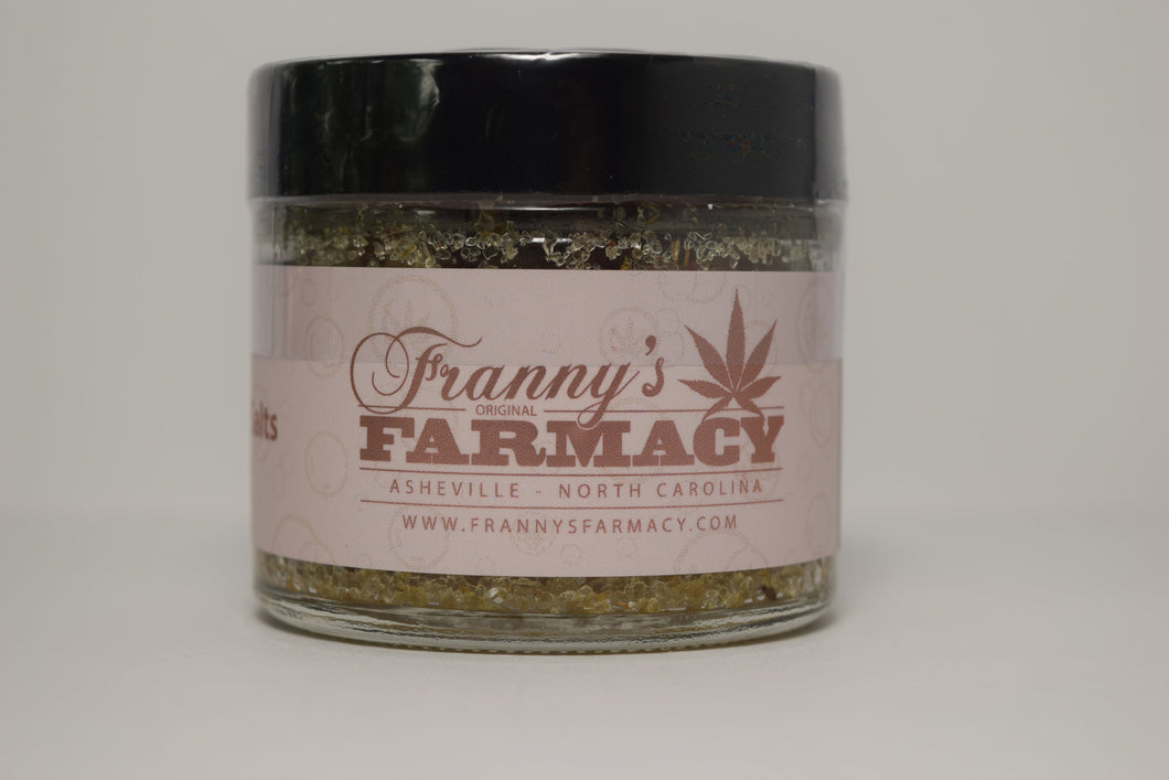 Franny's Farmacy- Original CBD Bath Salts