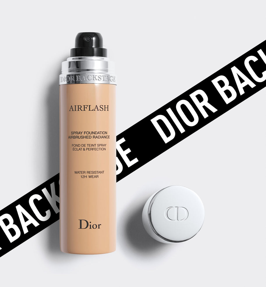 DIOR BACKSTAGE AIRFLASH SPRAY FOUNDATION