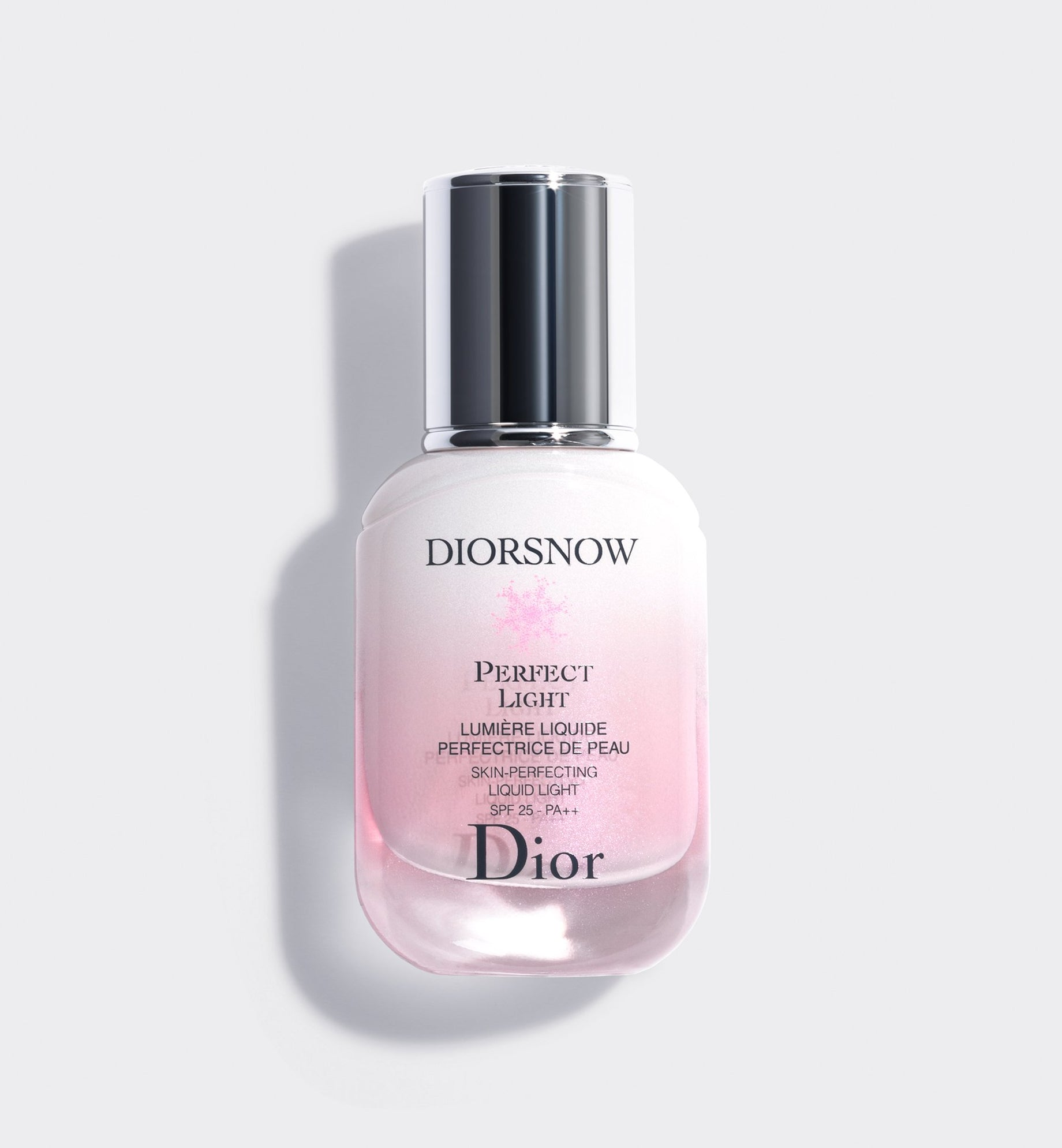 DIORSNOW PERFECT LIGHT - SKIN-PERFECTING LIQUID LIGHT SPF 25 - PA++