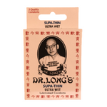 Dr. Long's Condoms Supa-Thin Ultra Wet