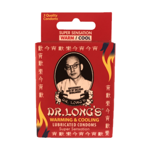 Dr. Long's Warming & Cooling Condoms