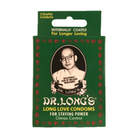 Dr Long's Long love Condoms