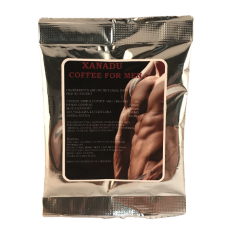 Xanadu coffee for Men