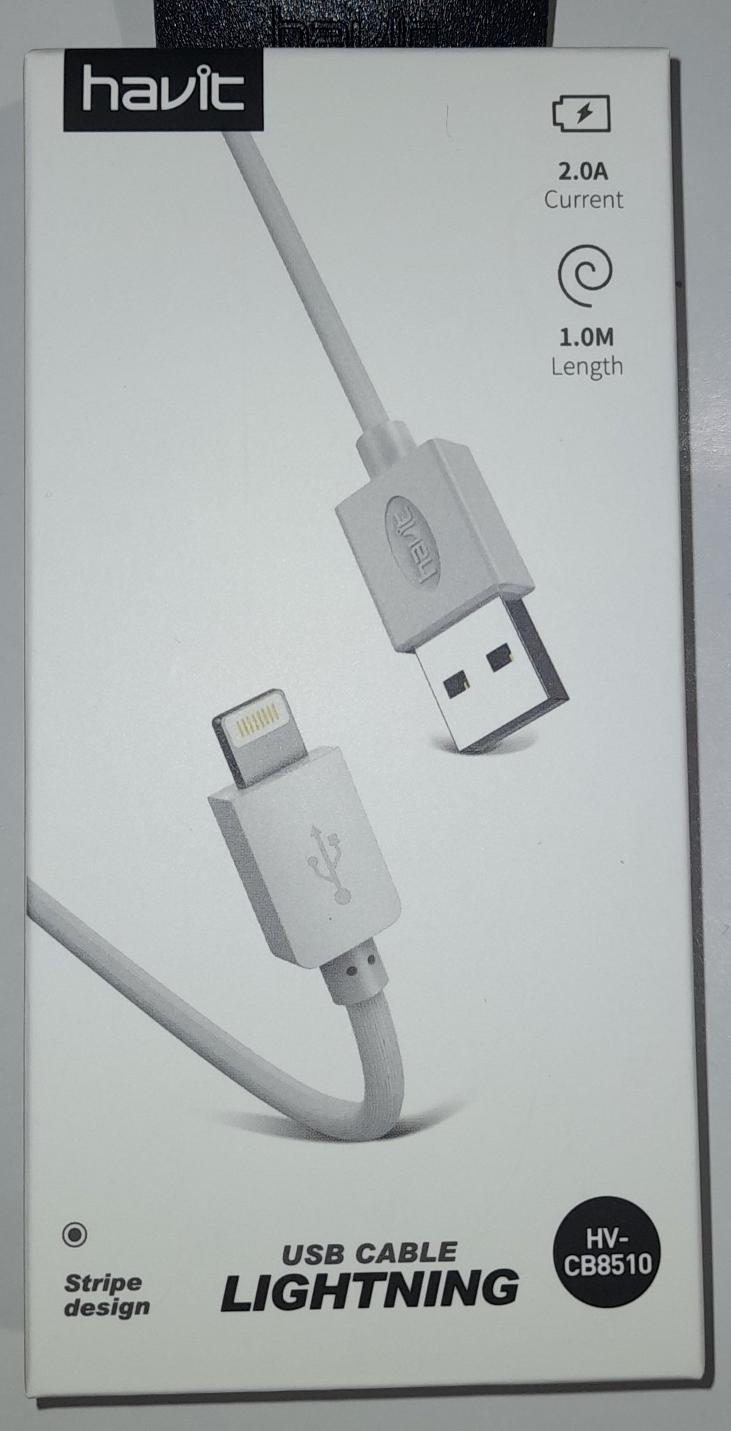 Havit USB kabelis Lightning