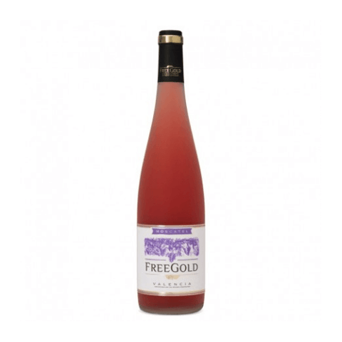 Vīns Freegold Rose. 0,75L