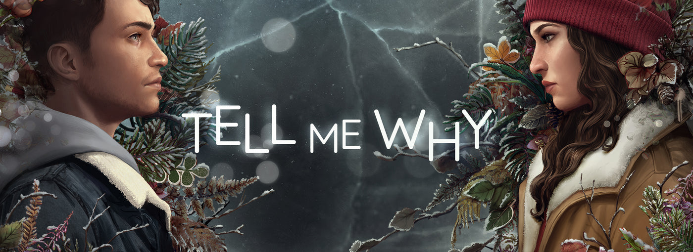 tell me why banner
