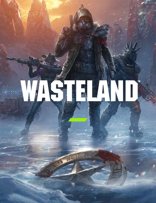 Shop Wasteland