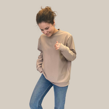 Load image into Gallery viewer, Taupe - Unisex Crewneck