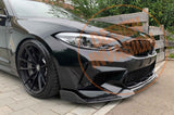 DI-CS Forged Carbon Front Lippe für M2C