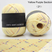 Load image into Gallery viewer, 50g Durable Milk Cotton Baby Soft  Wool Yarn