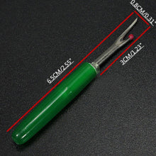 Load image into Gallery viewer, 4Pcs Plastic Handle Craft Thread Cutter Seam Ripper Stitch Unpicker Sewing Tool
