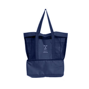 Women's Sports Mesh Tote Bag