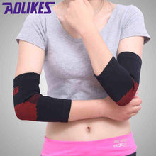 Load image into Gallery viewer, Elastic Nylon Elbow Support (Tennis Basketball Arthritis Epicondylitis)