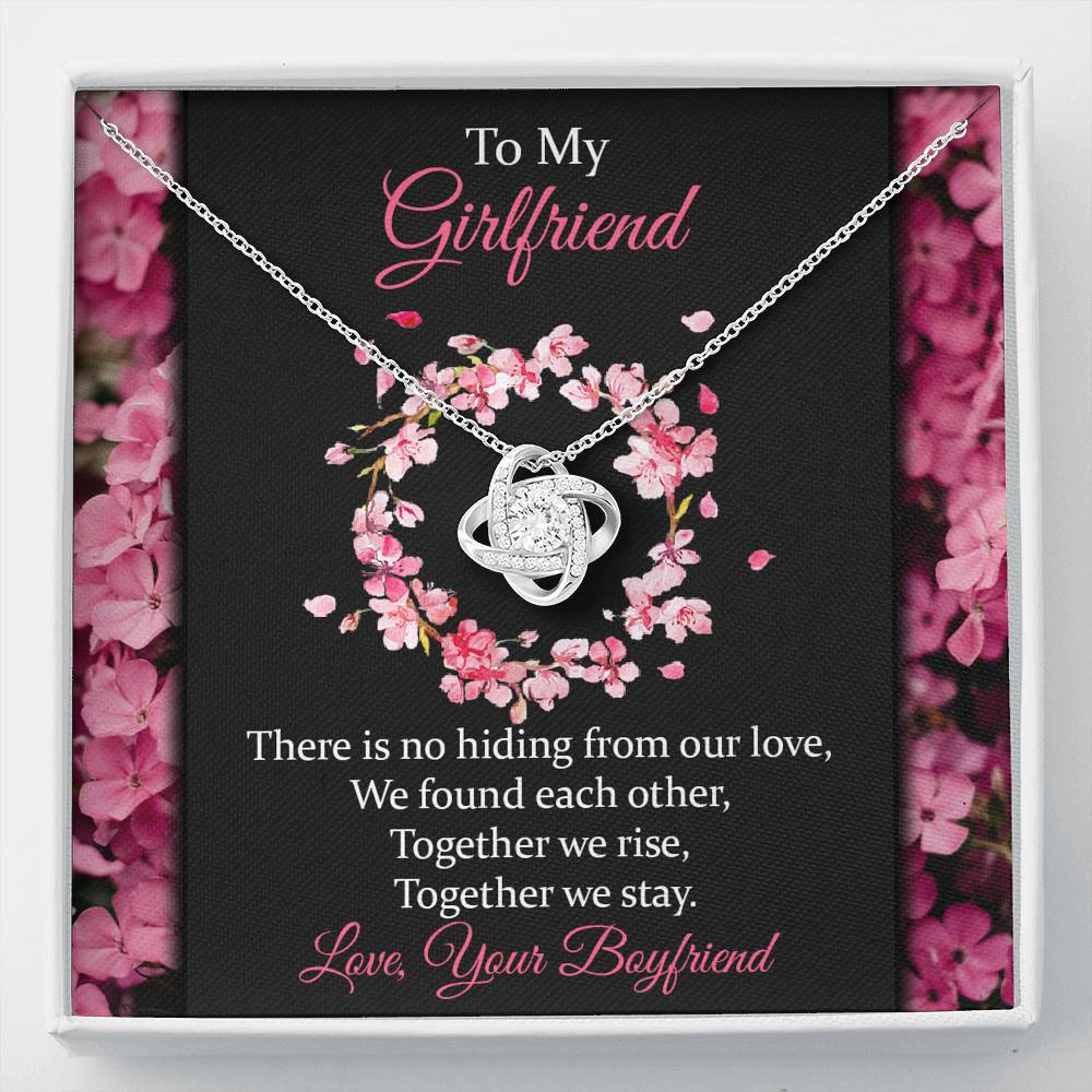 Love Knot Necklace - Girlfriend