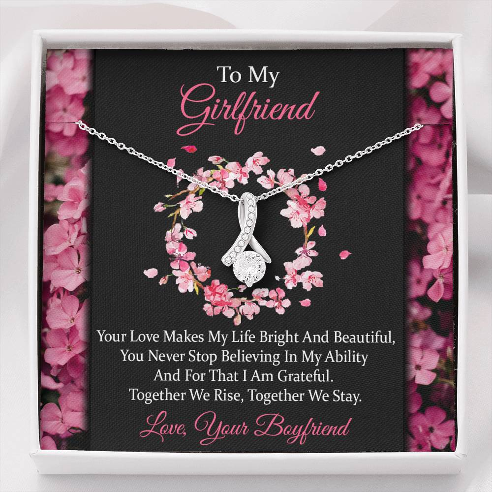 Alluring Beauty Necklace - Girlfriend