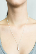 Load image into Gallery viewer, SPRUCE Necklace, silver