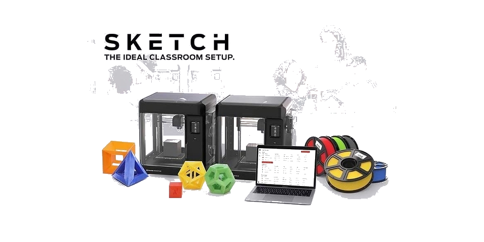 MakerBot Sketch for Schools