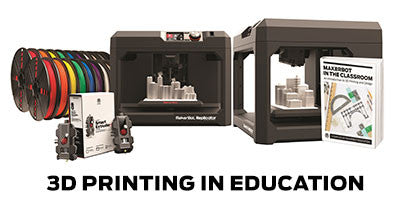 How do I teach 3D Printing with Makerbot?