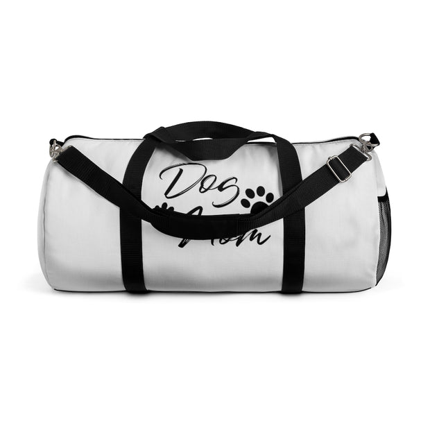 Dog Mom Duffel Bag.