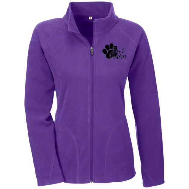 Paw and Fur Mama Ladies' Microfleece.