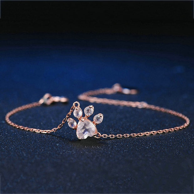 Dog Paw Jewelry Sets for Women.
