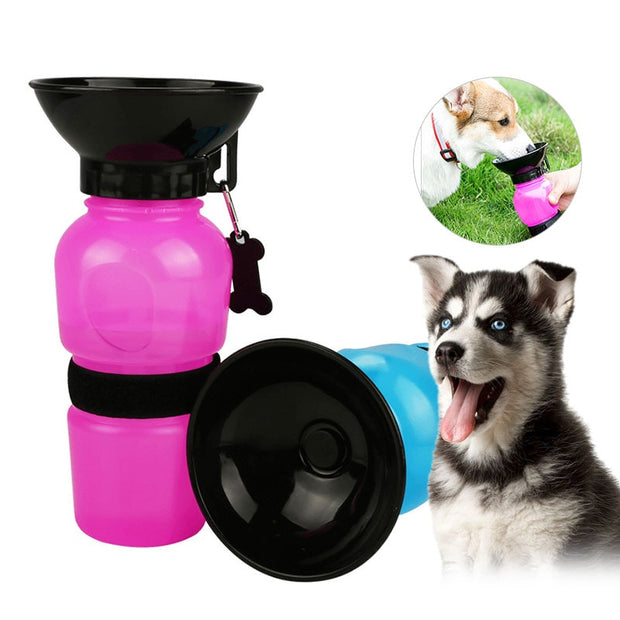 500ml Dog Drinking Bottle