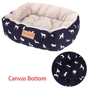 Soft and Cozy Pet Bed For Dogs and puppies.