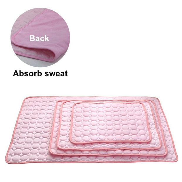 Breathable Dog Cooling Mat.