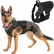 Breathable Adjustable Military Dog Harness