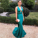 LILIANA GOWN EMERALD