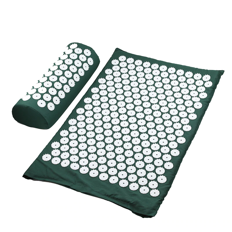 MassagePower® Accupressure Mat & Pillow Set