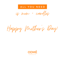 Load image into Gallery viewer, Custom Gift Messages - ODMÉ Candle Co.