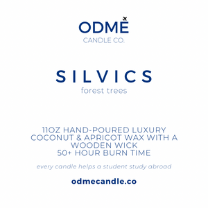 Silvics - ODMÉ Candle Co.