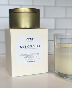 Sesong 01 - ODMÉ Candle Co.