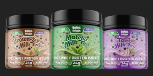 [Pre-Order] Boba Milk Tea Whey Protein Isolate