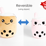 [BACKORDERED] Happy Boba Plushie (2 Variations)