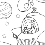 Boba Coloring Book [Digital]