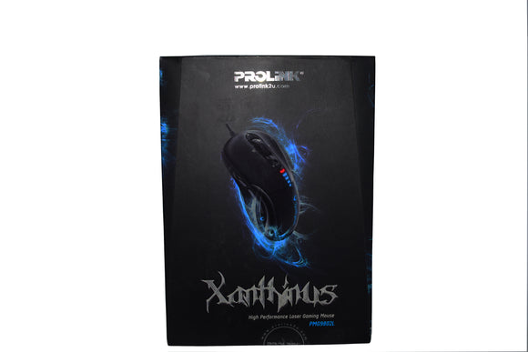 PMG9802L PROLINK XANTHINUS HIGH PERFORMANCE LASER GAMING MOUSE