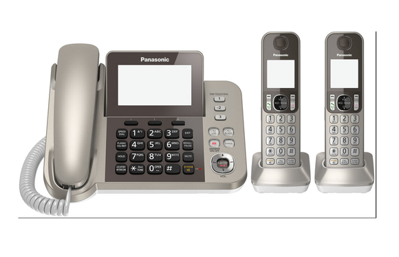 Panasonic Digital Corded / Cordless Phone KX-TGF352
