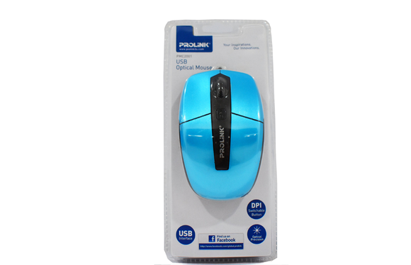 PROLINK USB OPTICAL MOUSE PMC2001