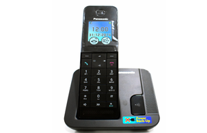 Panasonic KX- TGH210CX Digital Cordless Phone