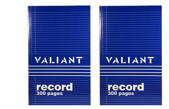 Valliant Log book
