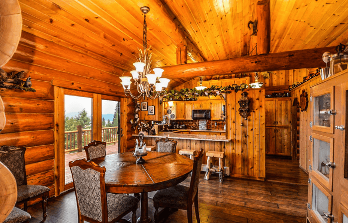 Ambiance Chalet Cocooning