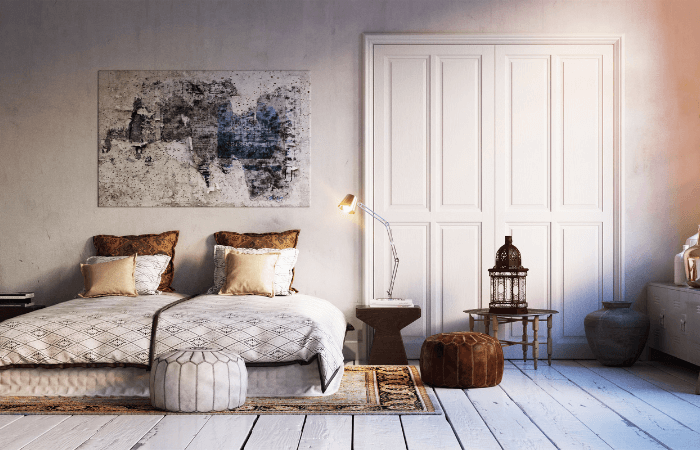 Chambre Cocooning Beige