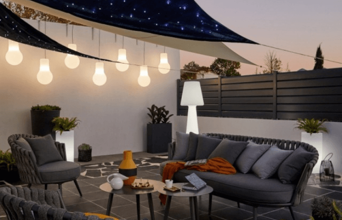 Coin Terrasse Cocooning