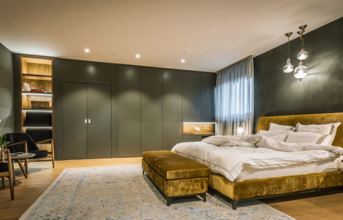 Chambre Cocooning avec Dressing