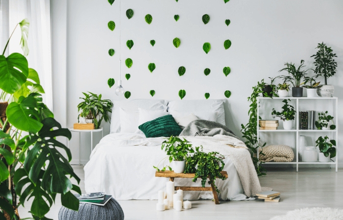 Chambre Cocooning Nature
