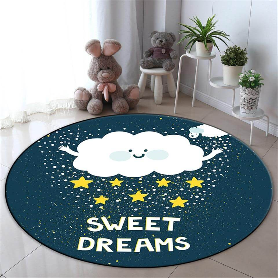 Tapis Cloud